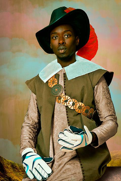 Omar Victor Diop, Diaspora Series