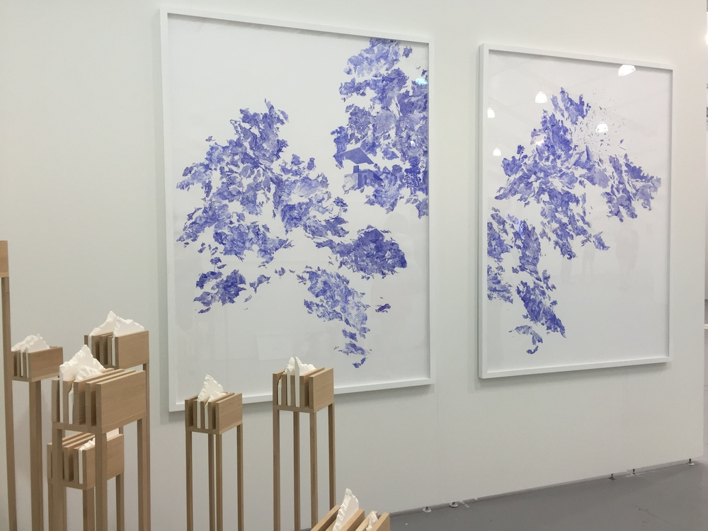 Claire Trotignon at Galerie de Roussan