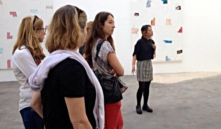 At Galerie Bugada & Cargnel