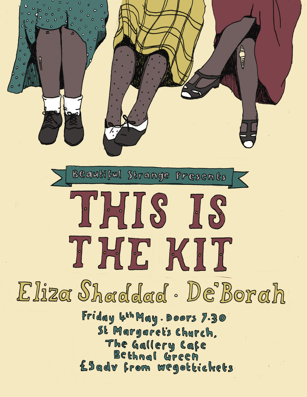 This Is The Kit + Eliza Shaddad + De'Borah