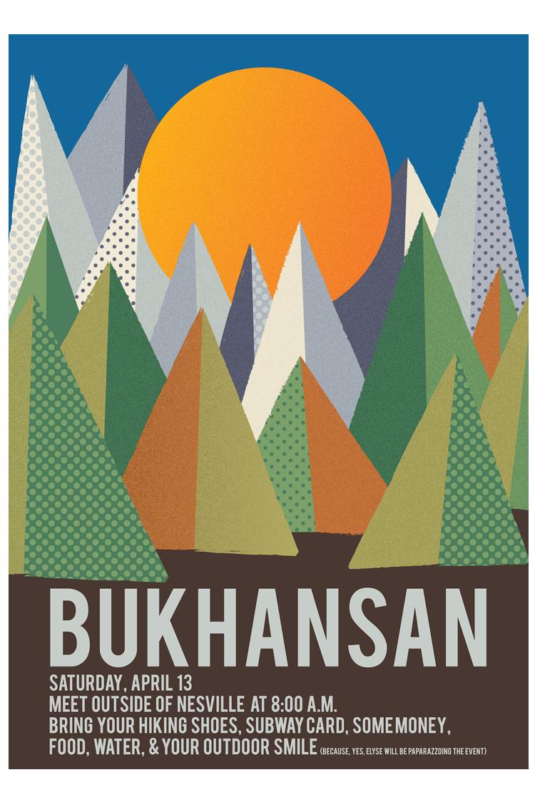 Bukhansan Hiking Trip