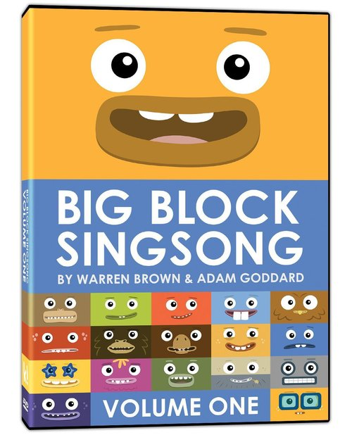 Big Block Singsong Volume One DVD