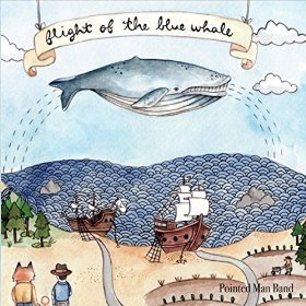 Flight of the Blue Whale album cover