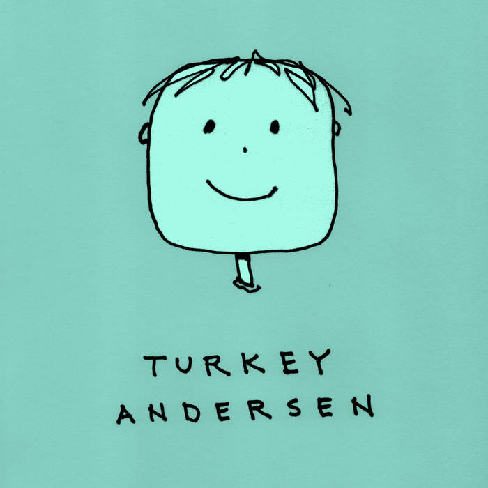 Turkey Andersen debut album cover