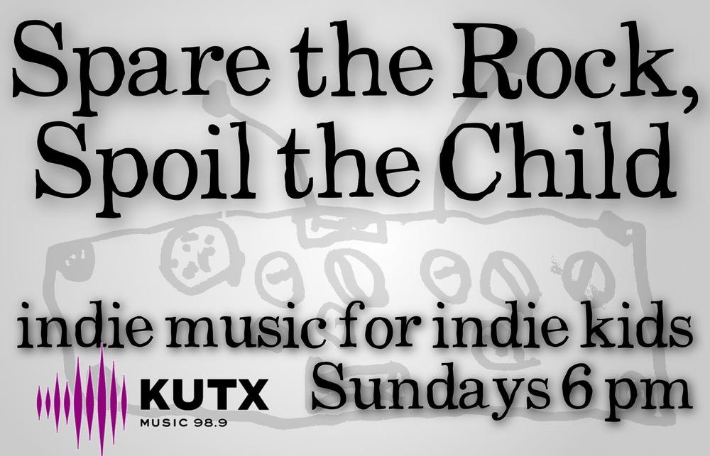 Spare the Rock on KUTX Sundays at 6 pm