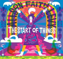 The Start of Things album cover