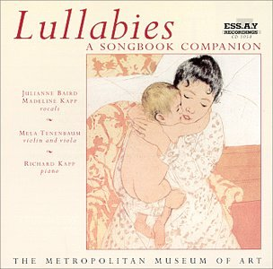 Lullabies: A Songbook Companion cover