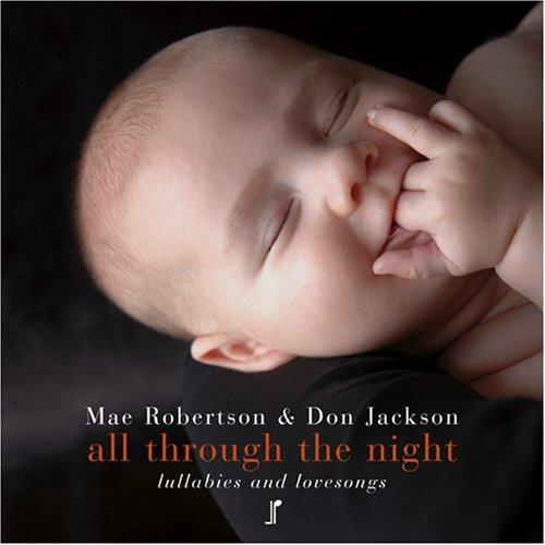 All Through the Night album cover