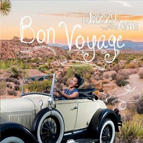 Bon Voyage by Jazzy Ash album cover