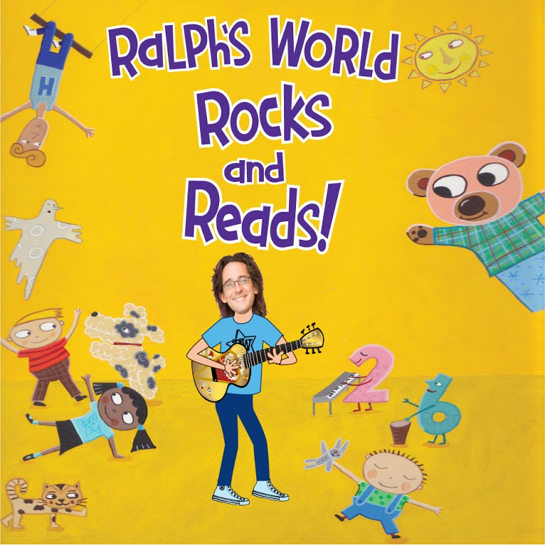 Ralph's World Rocks and Reads album cover
