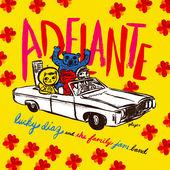 """Lucky Diaz """"Adelante"""" album cover"""