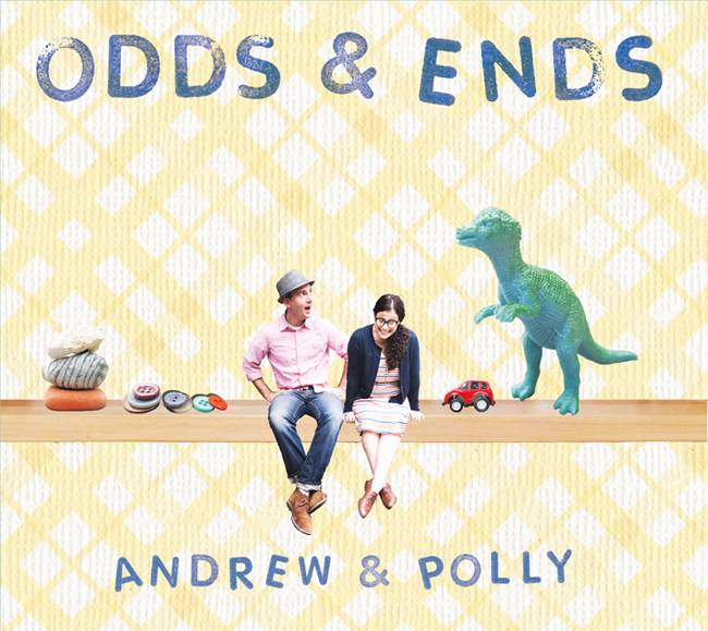 Andrew & Polly Odds & Ends album cover