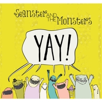 Seanster and the Monsters - Yay! album cover