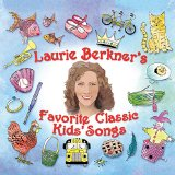 Laurie Berkner's Favorite Classic Kids' Songs album cover
