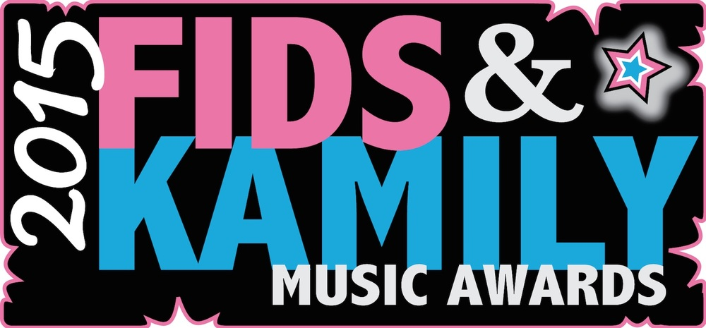 2015 Fids and Kamily Music Awards logo