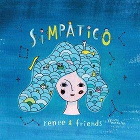 Renee and Friends - Simpatico album cover