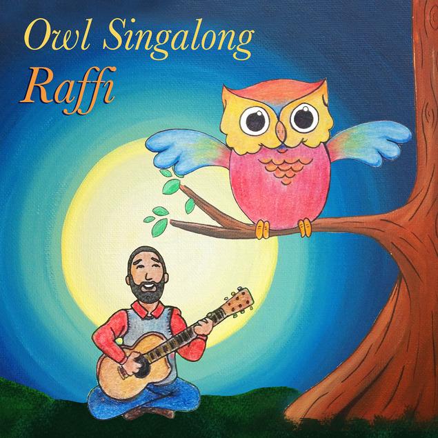 Raffi - Owl Singalong cover