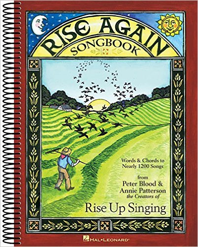 Cover of Rise Up Singing Again