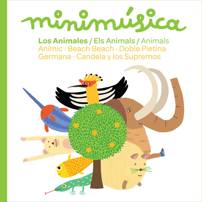 Los Animales / Els Animals album cover
