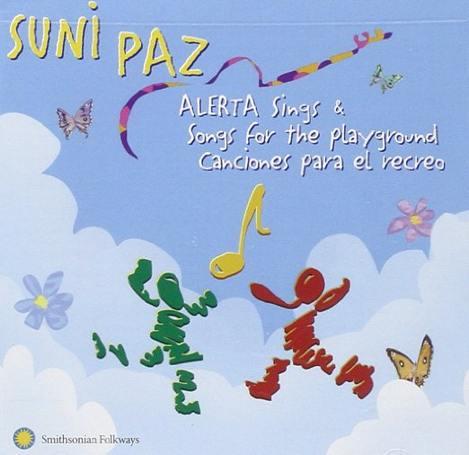 ALERTA Sings / Songs for the Playground cover