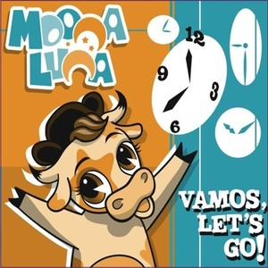 Vamos, Let's Go! album cover