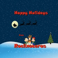 Rocknoceros - Happy Holidays album cover
