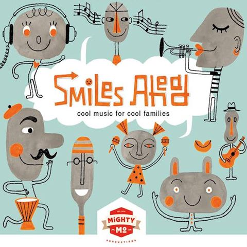 Smiles Ahead record cover