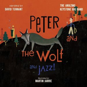 Peter and the Wolf and Jazz cover