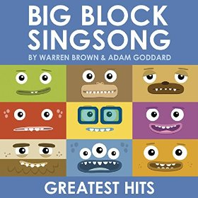 Big Block Singsong album cover