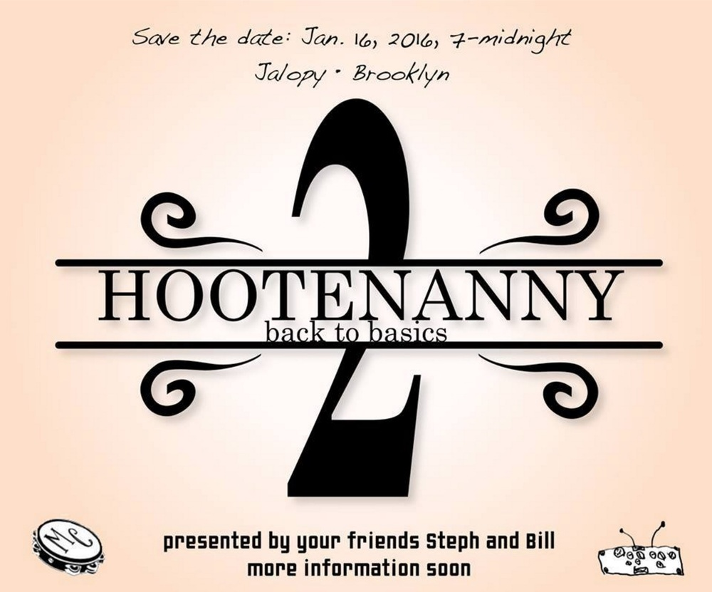 Hootenanny 2: Back to Basics logo