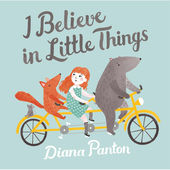 I Believe in Little Things cover