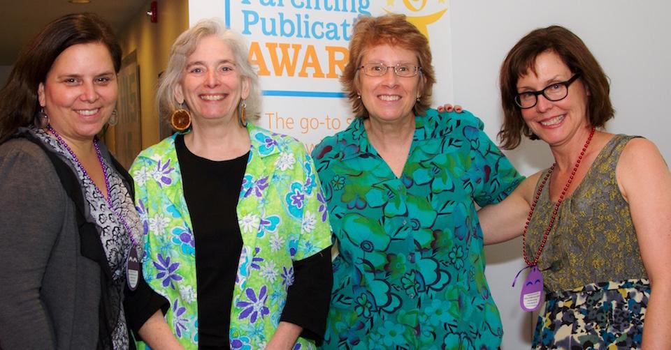 KC Mancebo, Cathy Fink, Regina Kelland, Beth Blenz-Clucas at 2014 Children's Grammy Nominee concert