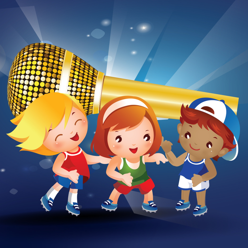 Logo for 2015 Children's Grammy Nominees concert