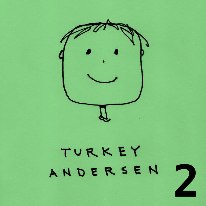 Turkey Andersen 2 album cover