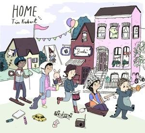 Cover of Grammy-winning album Home