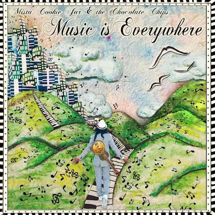 Music Is Everywhere album cover
