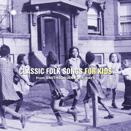 Classic Folk Songs for Kids cover