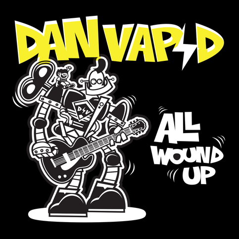 All Wound Up album cover