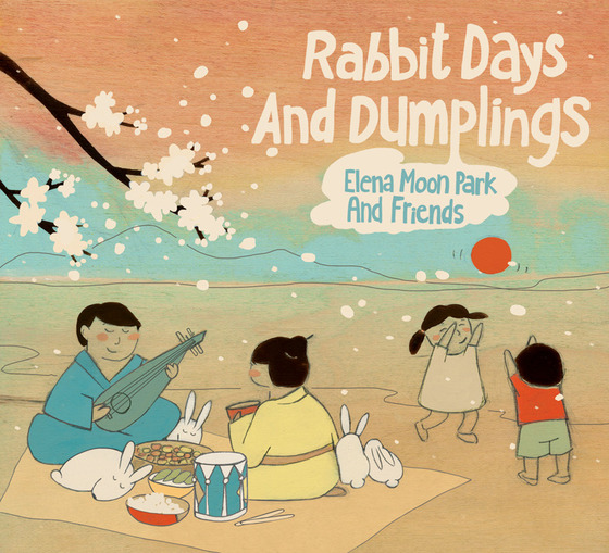 Rabbit Days and Dumplings cover