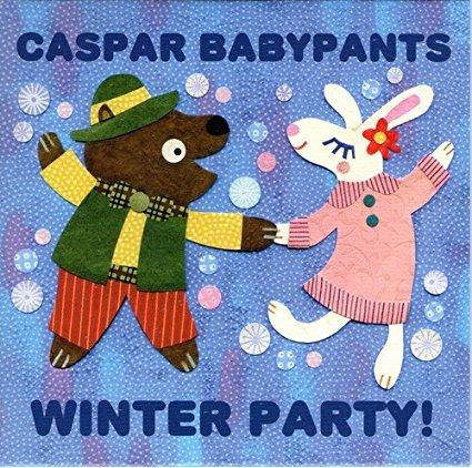 Winter Party album cover