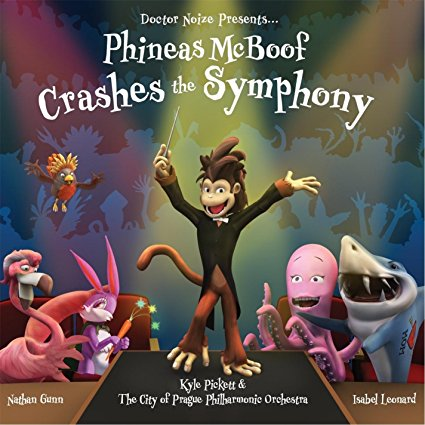 Phineas McBoof Crashes the Symphony cover