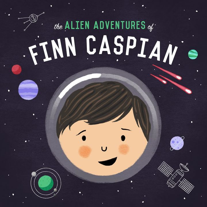 Alien Adventures of Finn Caspian logo