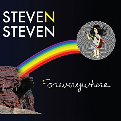 Foreverywhere album cover