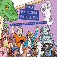 Big Buncha Buddies album cover