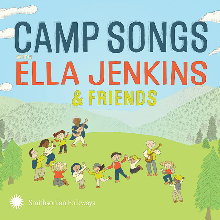 Camp Songs album cover