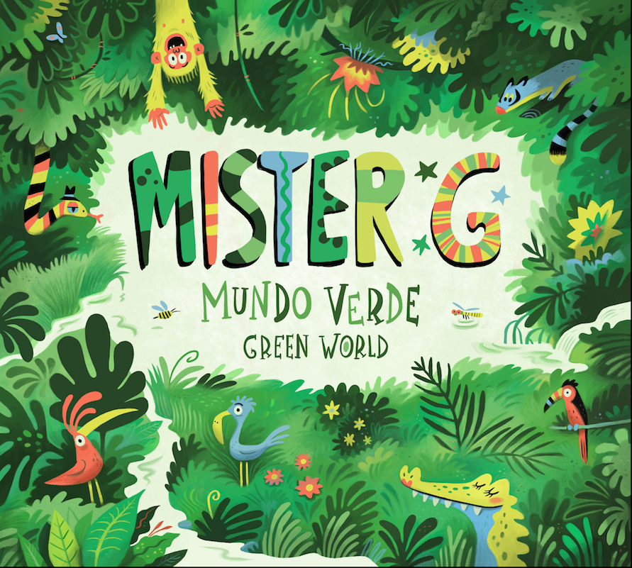 Mundo Verde / Green World album cover