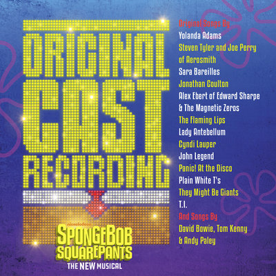 SpongeBob SquarePants Musical cast album