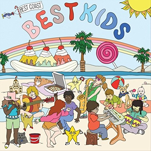 "Best Coast - ""Best Kids"" cover"