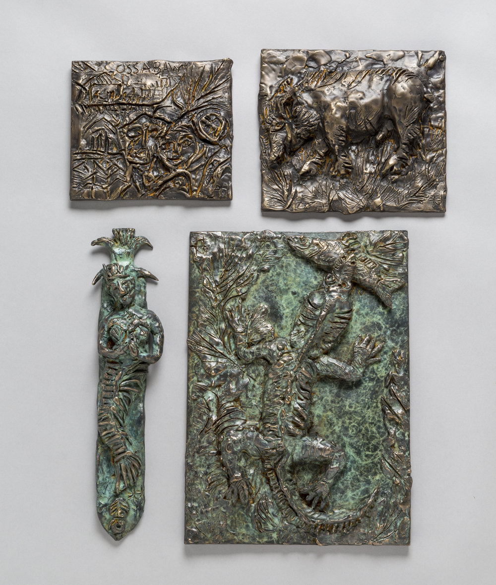 Ossabaw Reliefs