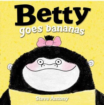 BettyGoesBananasCover
